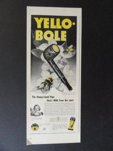 - Yello-Bole Pipe. print ad. 6