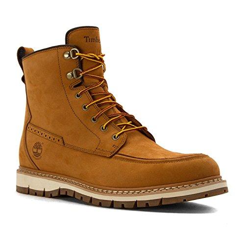 Timberland Mens Britton Hill Boot, Nubuck coloris bl, 46 D(M) EU/11.5 D(M) UK