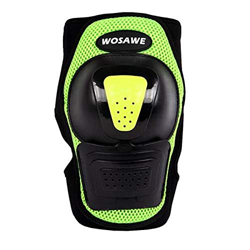 K&A Company WOSAWE Bicycle Kneepad Ski Kneepad Off Road Protector Extreme Sports Protector
