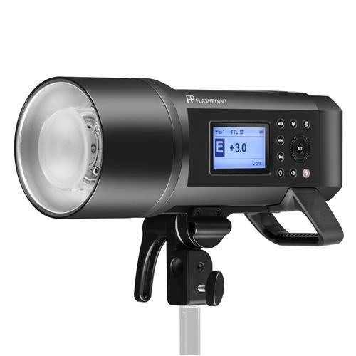 Flashpoint XPLOR 600PRO TTL Battery-Powered Monolight with Built-in R2 2.4GHz Radio Remote System (Bowens Mount) - Godox AD600 Pro