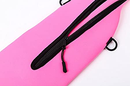 Hornet Watersports Neoprene Dragon Boat Paddle Bag with Cell Phone Case Pouch
