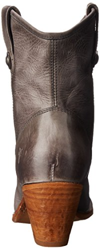 Frye Womens Jackie Button Stivale Basso Ice Washed Antique Pull Up Leather-76593