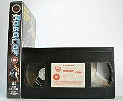 Robocop [VHS]: Amazon.es: Film: Cine y Series TV
