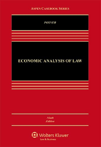 Economic Analysis of Law, 9th edition