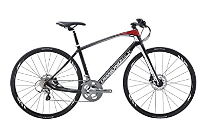 Diamondback Bicycles 2016 Interval Complete READY RIDE Performance Hybrid Bike