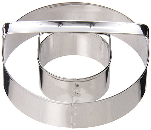UPC 030734057551, Fox Run 5755 Donut Cutter, Tin Plated Steel, 4-Inch