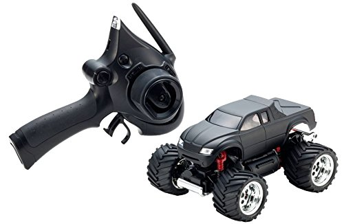 Kyosho Mini-Z Monster EX Mad Force 1:27-scale RC Monster - Mad Monster Kyosho Force Truck