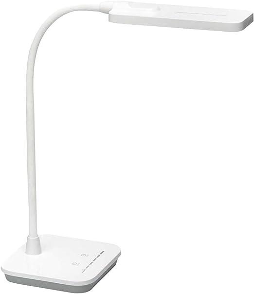 FREELX Lámpara de Mesilla de Noche, Lámpara de Mesa para Lectura, Lámpara de Mesa para Estudio, Protege a Ojos, Control Tocar, Ahorro de Energía, para Escritorio Dormitorio: Amazon.es: Iluminación