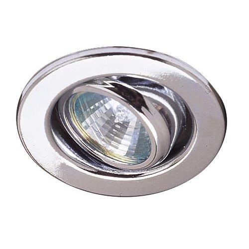 Elco Lighting E222C Mini MR11 Downlight with Diecast Aluminum Gimbal Ring ()