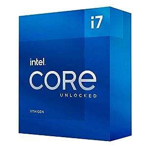 Comprar Intel Core i7-11700K 3,6 GHz 16 MB Smart Cache Caja