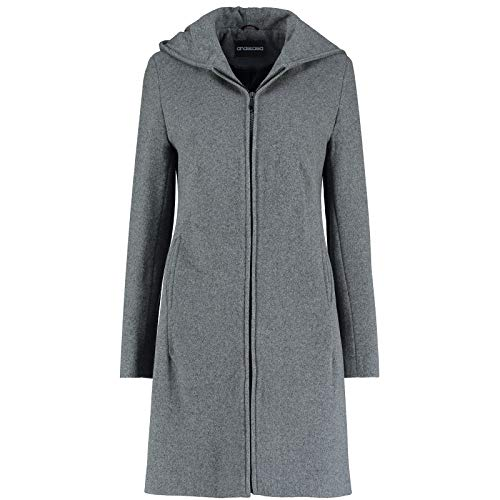 Cappotto Cappotto Anastasia Lunga Grey Manica Donna X1ddzvWg4