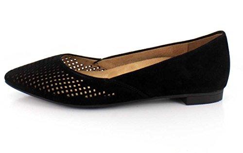 Womens Gem Posey Ballet Flat Black Taglia 6