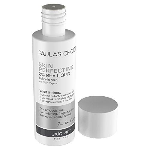 Paula's Choice SKIN PERFECTING 2% BHA Liquid Salicylic Acid Exfoliant for Blackheads and Enlarged Pores - 4 oz