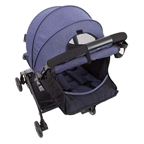 Baby Trend Jetaway Plus Compact Stroller, Parker