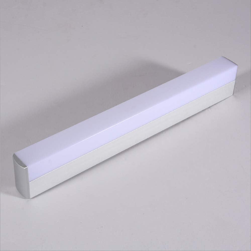 Aplique Pared Ba/ño L/ámpara De Pared 12w 16w 22w Impermeable Led Espejo De Ba/ño Iluminaci/ón Aplique Apliques De Pared Luz De Pared Moderna Para Dormitorio 22W 550mm Blanco Frio 5500-7000K