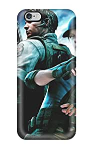 Tpu Case Cover Compatible For Iphone 6 Plus/ Hot Case/ Resident Evil 5 Game 6498854K97532714