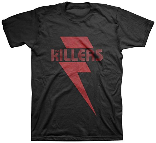 The Killers- Red Lightning T-Shirt Size M (The Killers T-shirt)