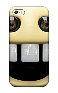 ClaudiaDay Premium Protective Hard Case For Iphone 5/5s- Nice Design - Funny As Heck Desktop by icecream design