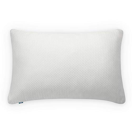 """NEEGOO- Bed Pillows-Easy Adjustment of Thickness- Healthy & Shredded Memory Foam Pillow-Washable Removable and no Fluorescent Agent of Bamboo cover-20""""x30""""Queen Size- CertiPUR-US Certified Foam"""