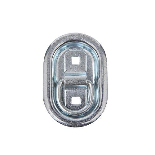 zurr Mulde ovale 103 X 70 mm per rimorchio ProPlus