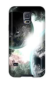 Jose de la Barra's Shop 4397594K85970673 Tpu Case Skin Protector For Galaxy S5 Planets Abstract With Nice Appearance