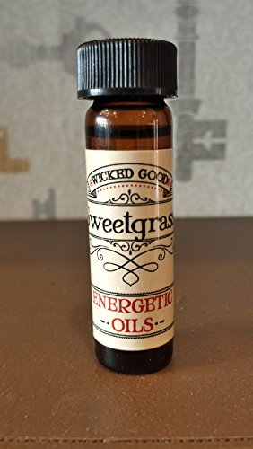 (Wicked Good Sweetgrass Energetic Oil)
