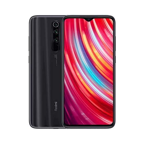 chollos oferta descuentos barato Xiaomi Redmi Note 8 Pro Teléfono Pantalla Completa de 6 53 CPU MTK Helio G90T Octa Core 20MP Frontal y 64MP AI Cuatro Cámara Trasera Móviles Versión Global Gris 6 128GB