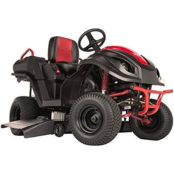 Raven MPV7100 Hybrid Riding Lawnmower Power Generator and Utility Vehicle, Red/Black