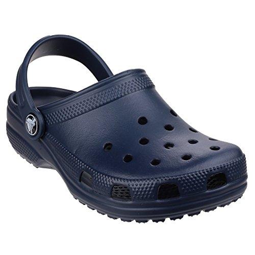 Crocs Kids Classic Raspberry Croslite Junior Clogs Sandals Raspberry