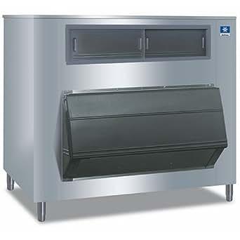 "Large Capacity Ice Bin - 1660 lbs. Capacity, 60""Wx39""Dx63-1/2""H"