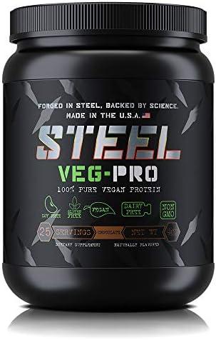 Steel Supplements Vegetable Supplement Chocolate