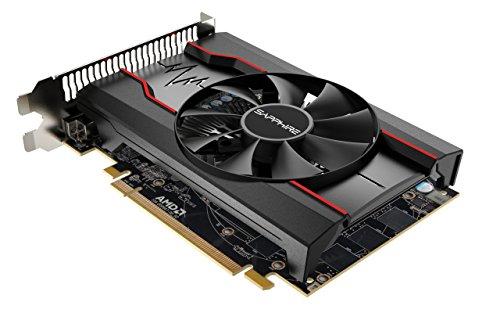 Sapphire Radeon PULSE RX 550 4GB GDDR5 HDMI / DVI-D / DP (UEFI) PCI-E Graphics Card 11268-01-20G by Sapphire Technology (Image #3)
