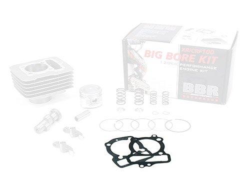 BBR Motorsports Gasket Kit 120cc Big Bore Kit 411-HXR-1010 by BBR Motorsports (Image #1)