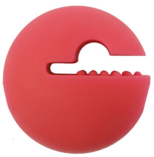 Tablecraft HPC2 Silicone Pot Clips, Red