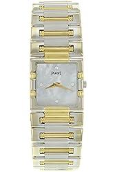Piaget Dancer 80317K81 18K Yellow Gold MOP Quartz Unisex Watch
