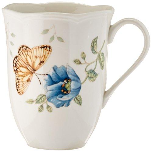 091709499707 - Lenox Butterfly Meadow 18-Piece Dinnerware Set, Service for 6 carousel main 21