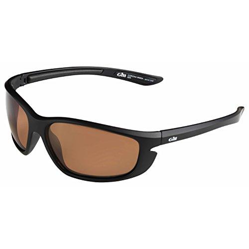 2016 Gill Corona Sunglasses Matt Black - Uk Optics Salt