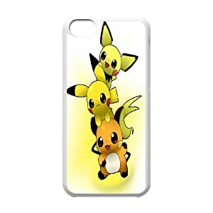Pokemon pikachu phone Case Cove For Iphone 5c TPUKO-Q-9A9924406