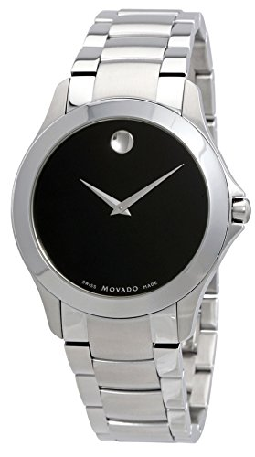 Movado Masino stainless Steel Men's Watch 0607032 (Large Image)