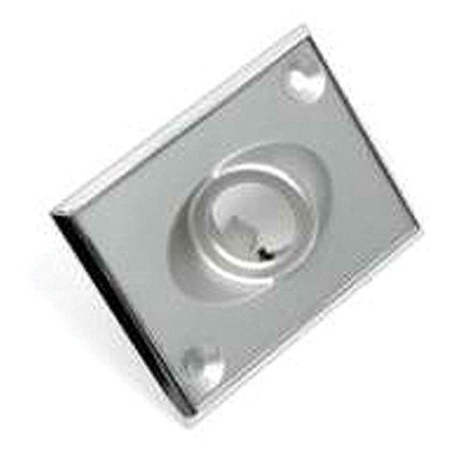 (Eckler's Premier Quality Products 50261334 Chevelle Bezel Remote Door Mirror)