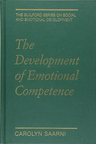 The Development of Emotional Competence by The Guilford Press
