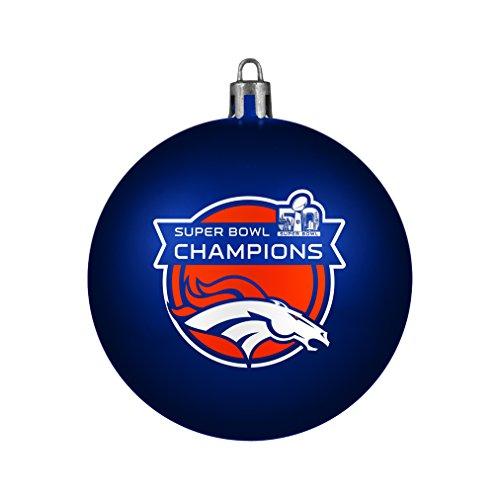 Super Bowl 50 Champions Ornament