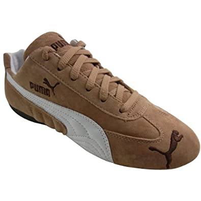 in stock 3f253 36d48 Womens Puma Speed Cat Suede Motorsport Ladies Trainers Shoes ...