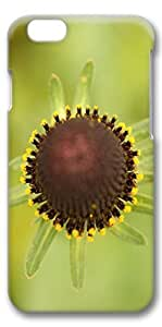 iphone 4s Case, Customized Slim Protective Hard 3D Case Cover for Apple iphone 4s- Fall Down Sunflower