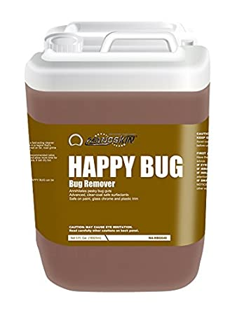 Nanoskin (NA-HBG16) Happy Bug Bug Remover - 16 oz.