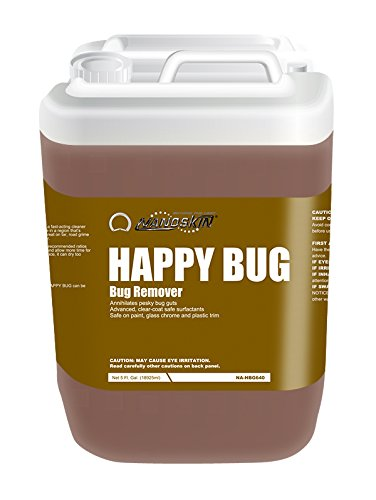 Nanoskin (NA-HBG640) Happy Bug Bug Remover - 5 Gallon