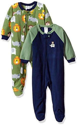 Fleece Baby Clothes - 4