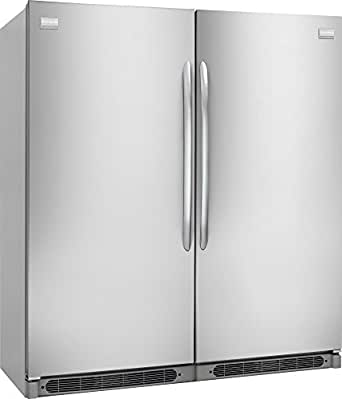 frigidaire refrigerator parts with B013xg06qa on 1refrigeratorrepair also 331178445640 in addition 302007883 further Water Is Leaking Behind Refrigerator What To Check How To Fix further Frigidaire Gallery Black Stainless Steel Side By Side Refrigerator FGSS2635TD.