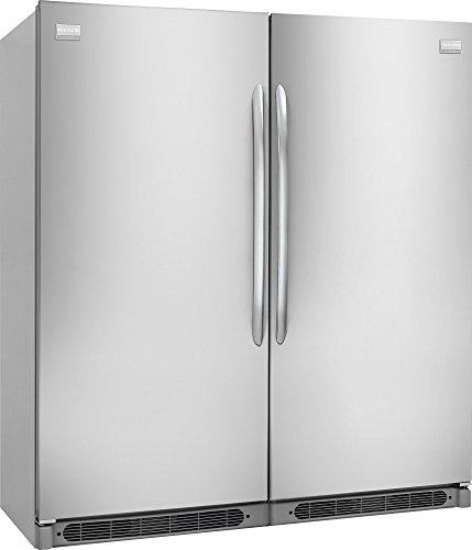 Frigidaire Built Refrigerator Freezer Stainless product image