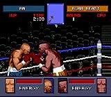 16bit MD Sega game card----(Evander Holyfield~39;s Real Deal Boxing .